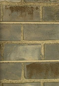 Grey Brick Designer Textured Slatwall Panels 3d Slat